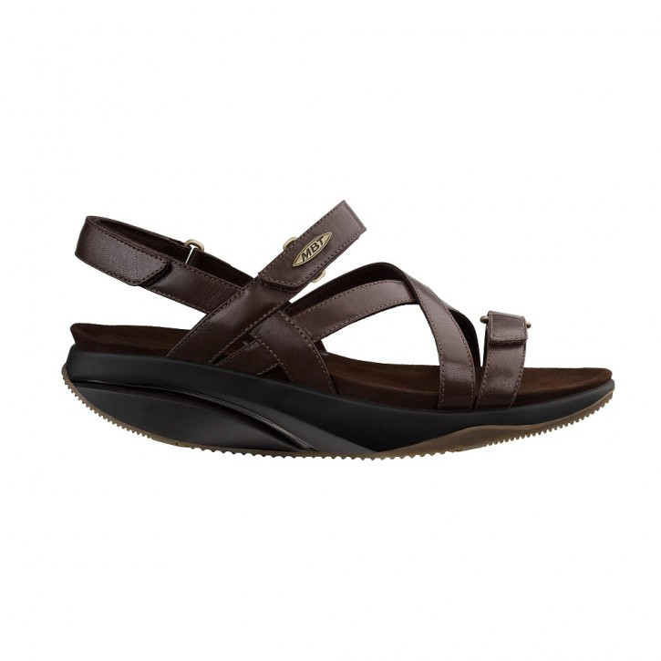 Kiburi W chocolate 37 MBT Sandalen
