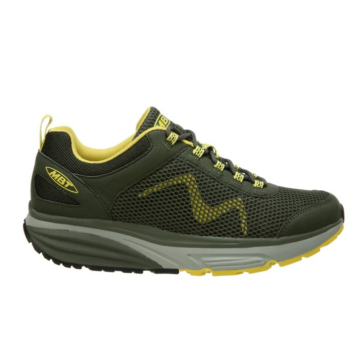 Colorado 17 W military/mustard green MBT Schuhe