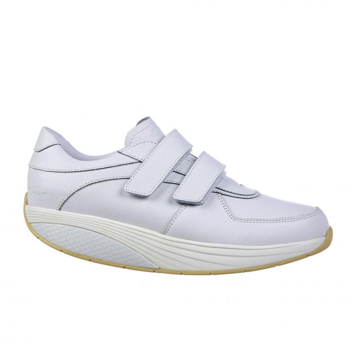 Karibu 17 Velcro Strap Unisex white 39 MBT Schuhe