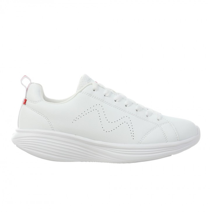 Ren Lace up W white MBT Schuhe