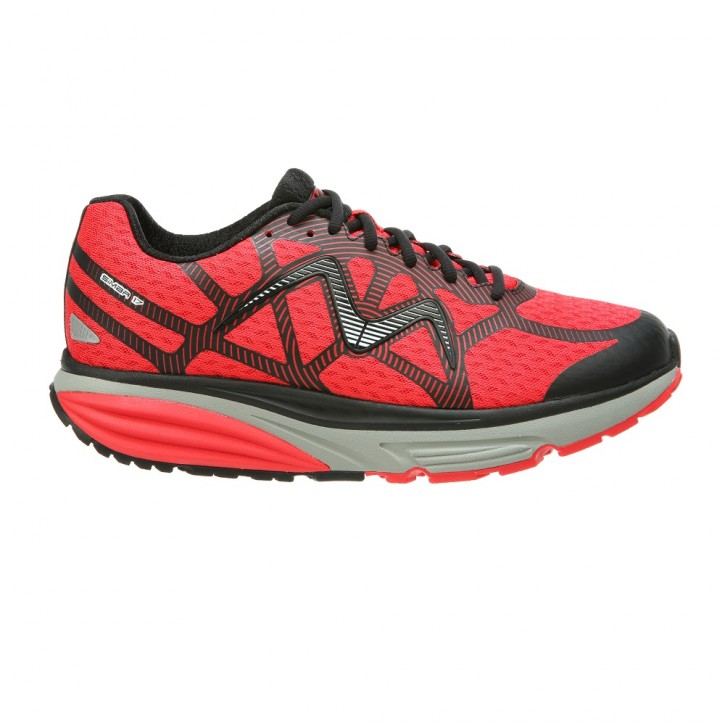 Simba 17 M Red/Black 43.5 MBT Schuhe