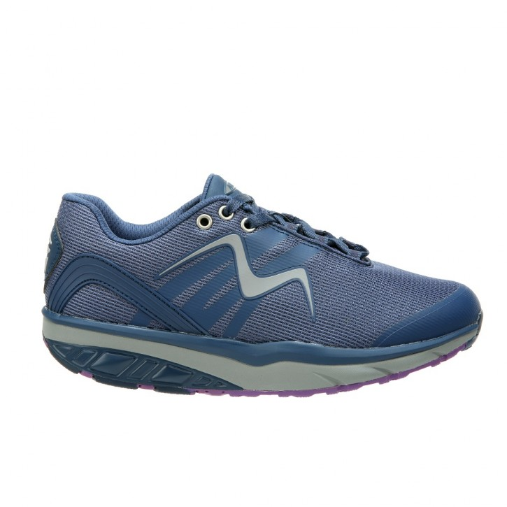 Leasha 17 W indigo blue 40 MBT Schuhe