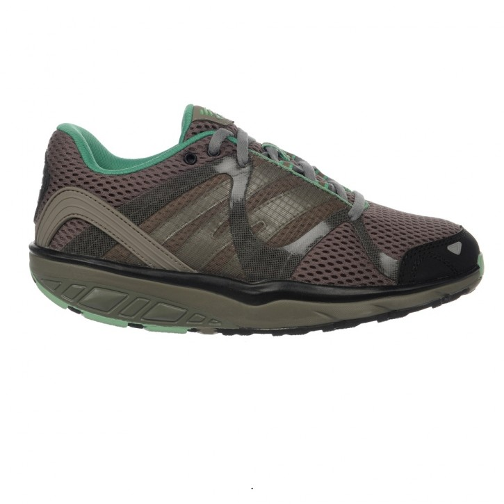 Leasha Trail 5 Lace Up m.gr/ok.gr/g.past/blk/sil
