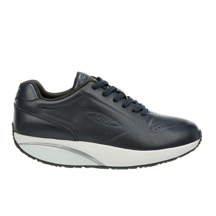MBT 1997 Leather Winter W Navy 40  MBT Schuhe