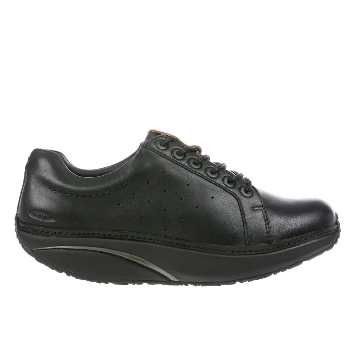 Nafasi 2 Lace up W black nappa 41 MBT Schuhe