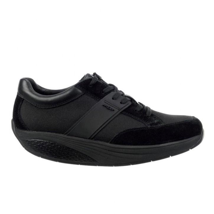 Kenura Walk Lite Lace Up black