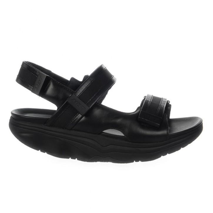 Kisumu 6 M Sandal black calf 44