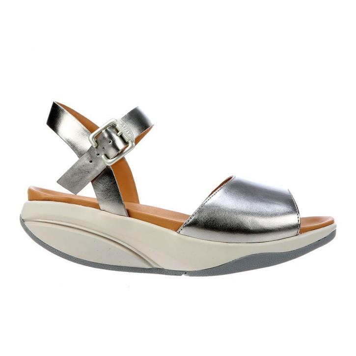 Kizzy W Sandal gold MBT Sandalen
