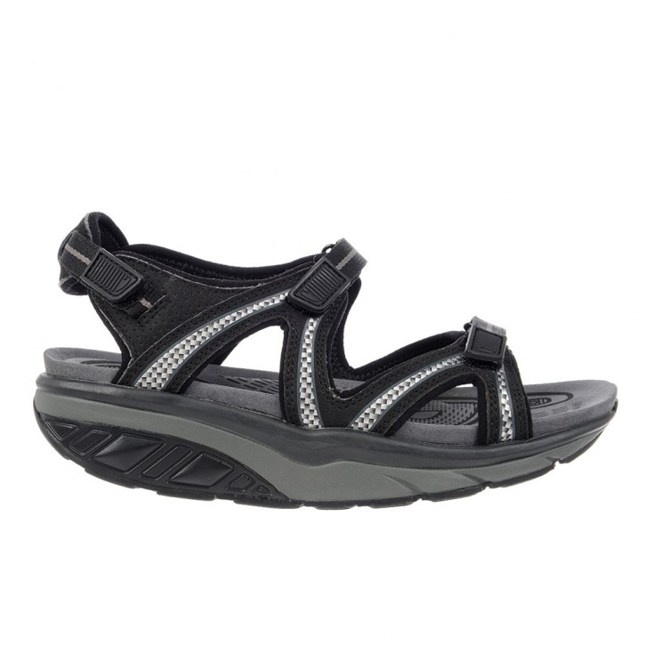 Lila 6 Sport Sandal black/charcoal grey 39