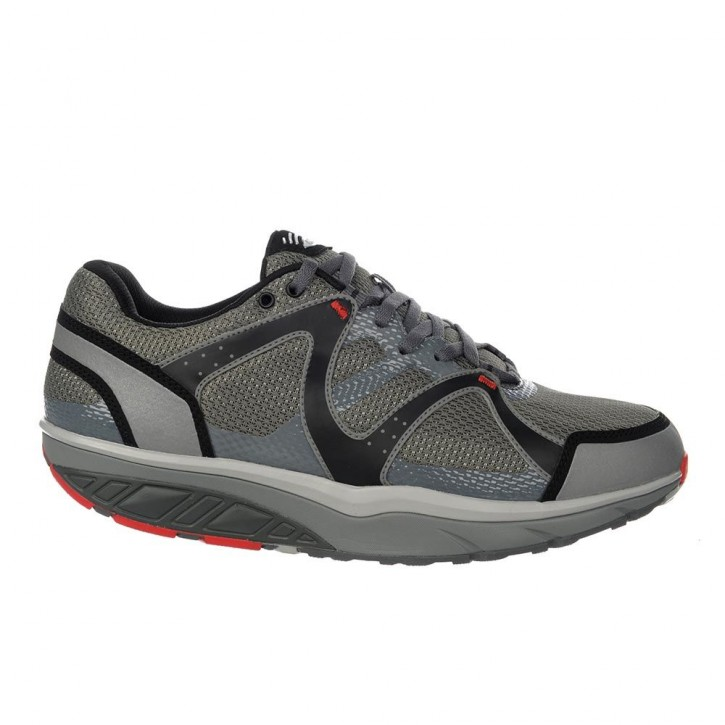 Sabra Trail 6 Lace up mountain gray/pigment gray/black 44