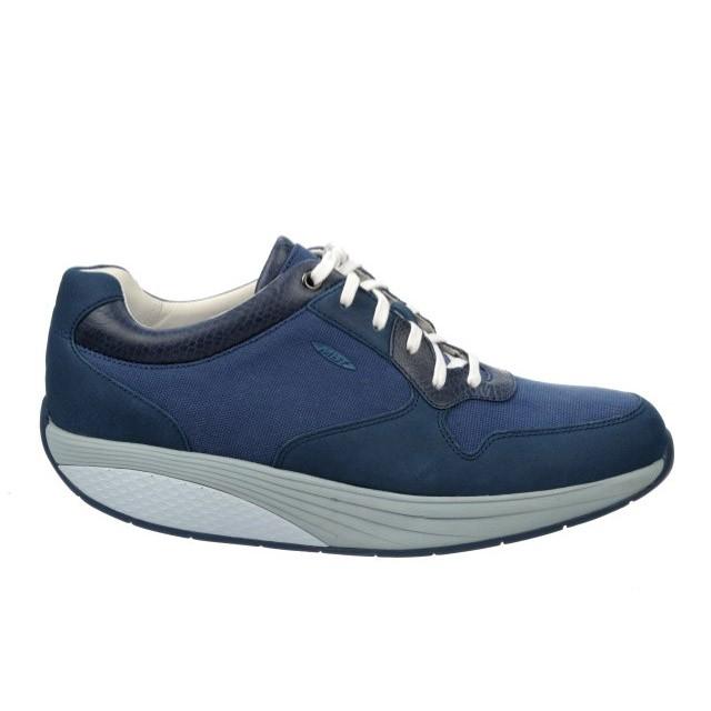 Said denim blue/white MBT Schuhe