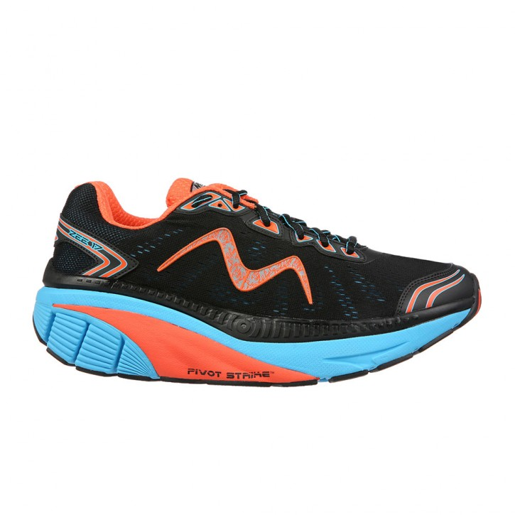 ZEE 17 M black/blue/red MBT Running