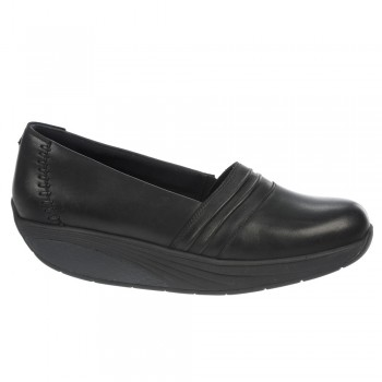 Azima Slip-On black MBT Ballerinas