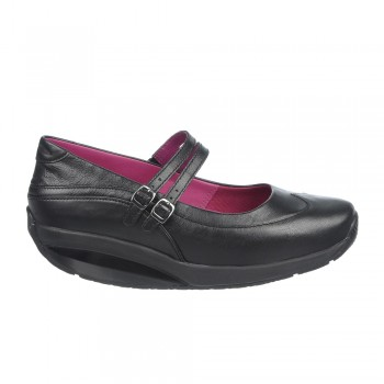 Kesho MJ 2 black MBT Ballerinas