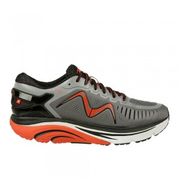 GT 2 M Charcoal Grey/Orange/BLK MBT Running