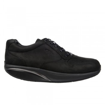 Said 6s Lace Up M - Black MBT Schuhe