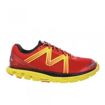 Speed 16 M fire red/yellow/black MBT Running
