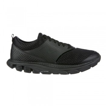 Speed 17 M lace up black MBT Runnings