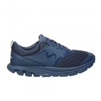 Speed 18 M Lace Up indigo blue MBT Runnings