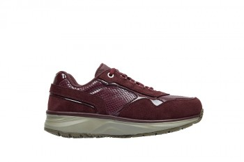 Tina II Dark Red Joya Schuhe Damen
