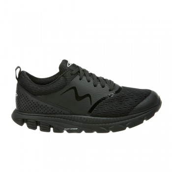 Speed 18 W Lace Up black MBT Running
