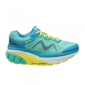 ZEE 18 W aqua/green MBT Schuhe MBT Running