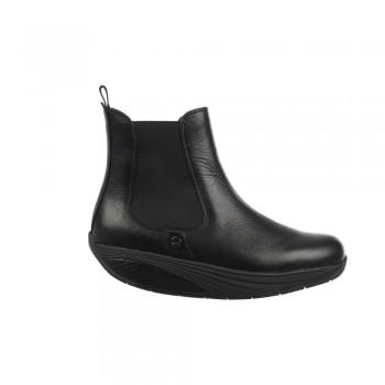 Asha Chelsea Boot black calf