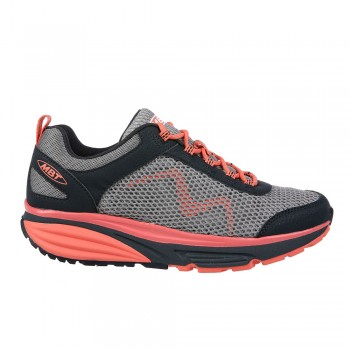 Colorado 17 W grey/neon peach MBT Schuhe