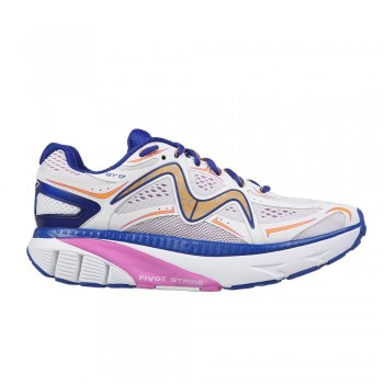 GT 17 W white/purple/navy/orange MBT Running