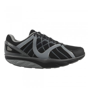 Jengo 5 Sport Neutral Lace Up black/silver/steel