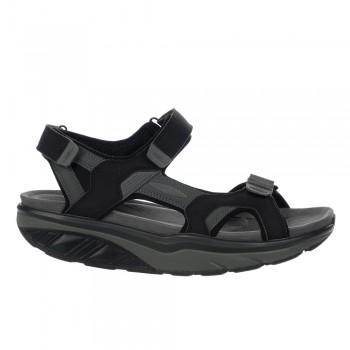 Saka 6s Sport Sandal black/charcoal grey MBT Sandalen