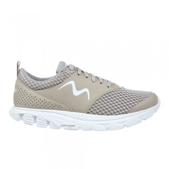Speed 17 W lace up taupe 43 1/2 MBT Running