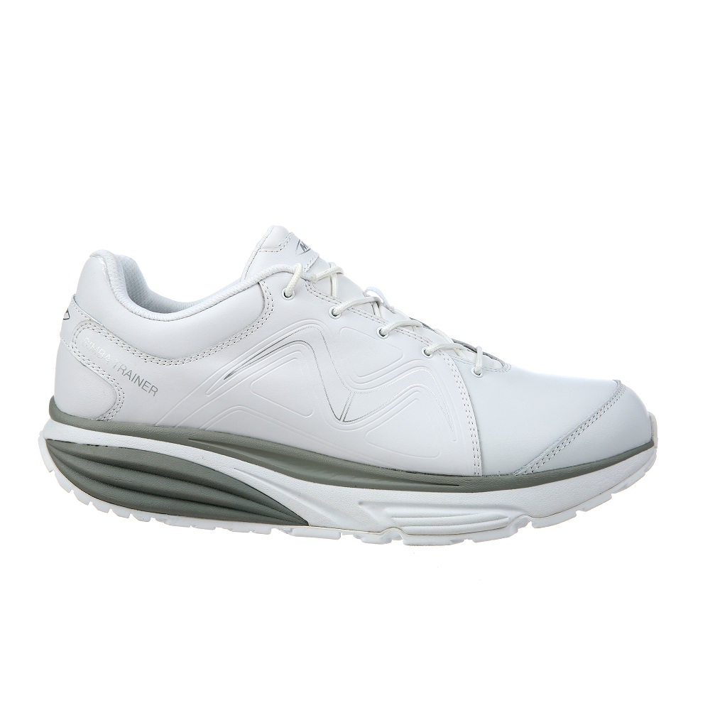 ad053168 Simba Trainer W white/silver 39 MBT Schuhe