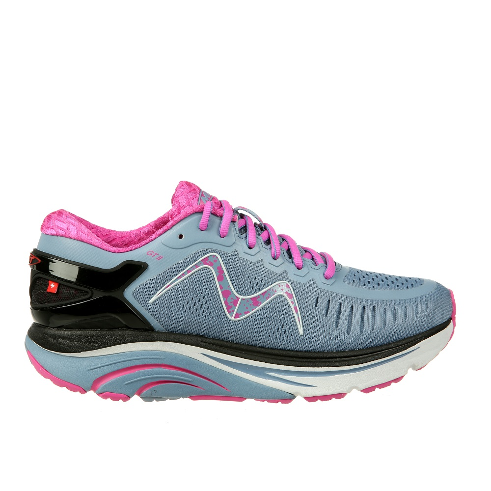 competitive price e41bb ef0d1 GT 2 W grey/pink 40 MBT Schuhe MBT Running