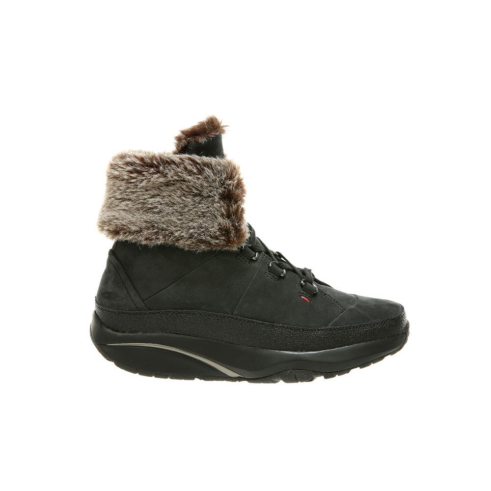 stylistisches Aussehen groß auswahl 100% hohe Qualität Malaika W black nubuck 41 MBT Stiefel