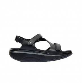 ID Jewel Black 40 1/3 Joya Damen Sandalen