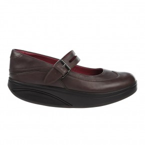 Kesho MJ 2 black coffee MBT Ballerinas