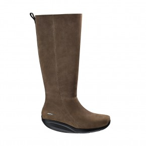 Kisiwa High taupe MBT Stiefel