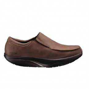 Tamu Slip-on Chestnut MBT Schuhe