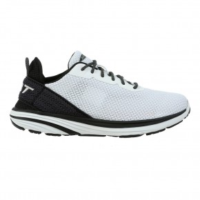 Gadi Lace up W black/white MBT Running