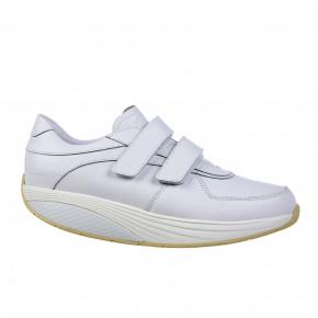 Karibu 17 Velcro Strap Unisex white MBT Schuhe