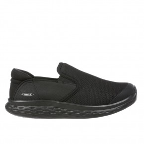 Modena Slip On W Black/Black MBT Running
