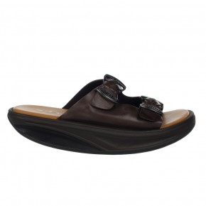 Uzima 6 M black coffee 44 MBT Sandalen
