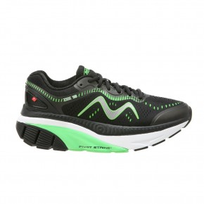 ZEE 18 M black/green 46 MBT Schuhe MBT Running