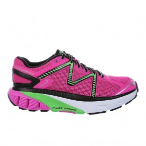 GT 16 W fuschia/lime green/black MBT Running
