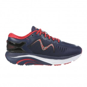 GT 2 W Navy/Red MBT Schuhe MBT Running