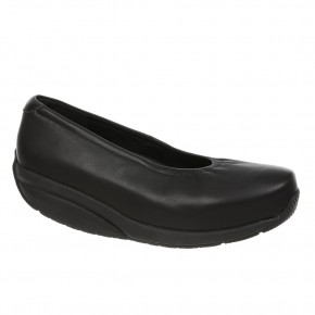 Harper w Black MBT Ballerinas