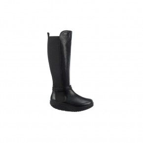 Kaluwa High Boot black MBT Stiefel