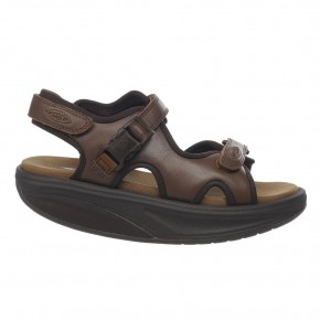 Kisumu 3s W Brown 39 MBT Sandalen