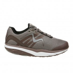 Leasha Trail Lace Up lt.chocolate/silver 37